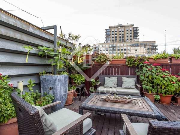 60 m² penthouse with 2 terraces for sale in Sant Francesc