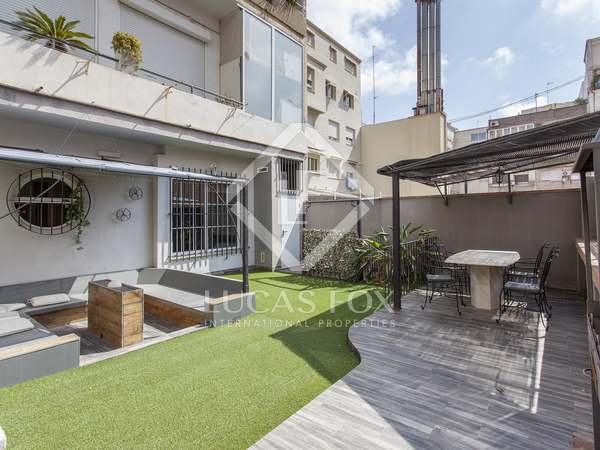 110m² apartment with 60m² terrace for rent in El Pla del Remei