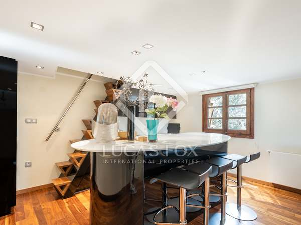130m² Apartment with 6m² terrace for sale in Ordino
