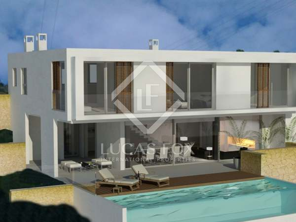 Front line house for sale in Canyamel, East Mallorca