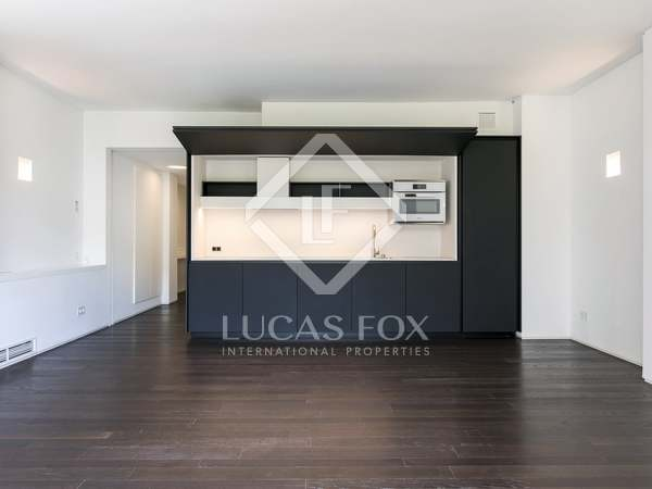 2 bedroom newly built apartment for rent in Barcelona