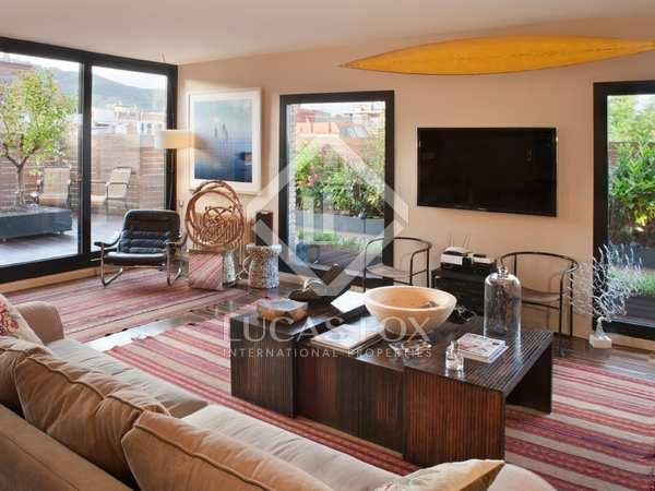 Penthouse van 245m² te koop in Tres Torres, Barcelona