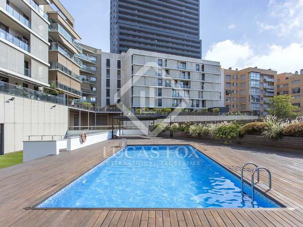 116m² Apartment with 7m² terrace for sale in Poblenou