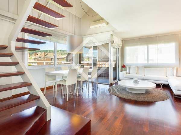 153 m² penthouse for sale in Sant Gervasi - La Bonanova