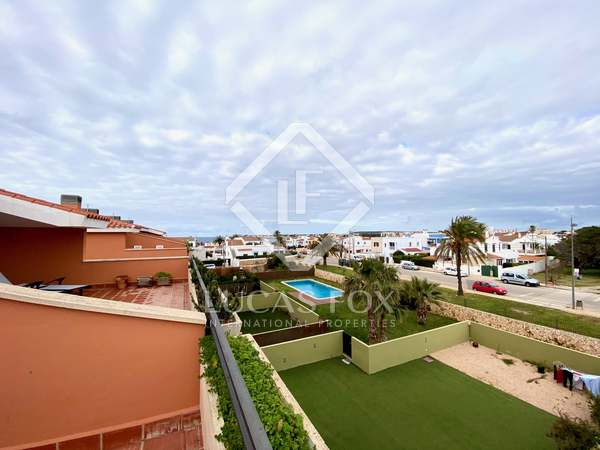 126m² Penthouse with 70m² terrace for sale in Ciudadela