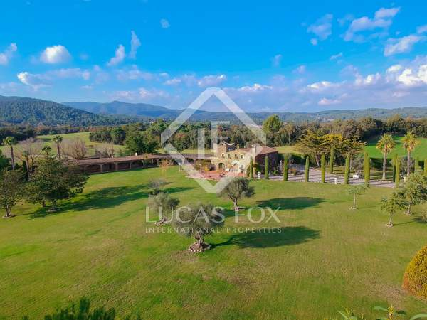 691m² Country house for sale in Baix Empordà, Girona