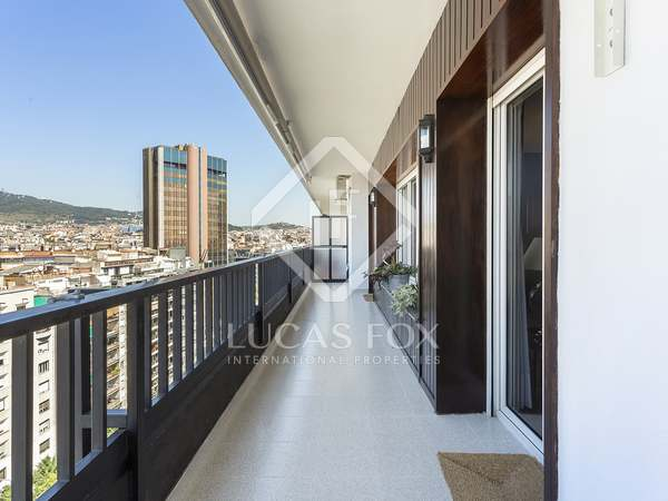 Piso de 120m² con 14m² terraza en alquiler en Eixample Izquierdo