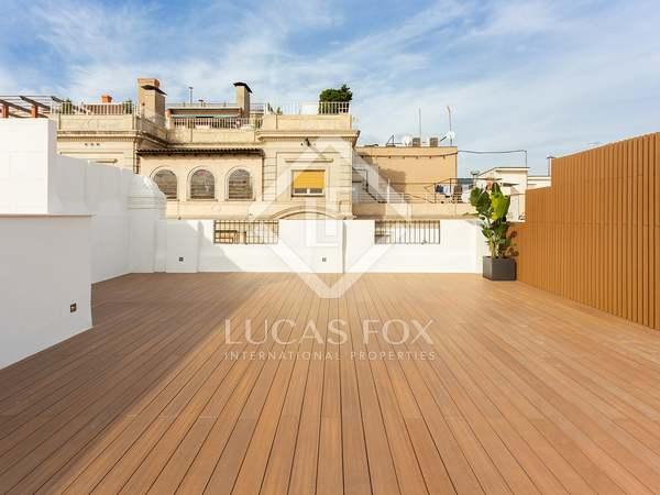 91m² Dachwohnung mit 56m² terrasse zum Verkauf in Sant Gervasi - Galvany