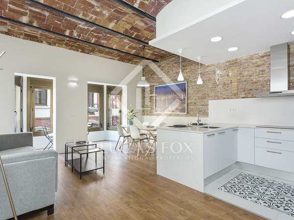 67m² Apartment for rent in Sant Antoni, Barcelona