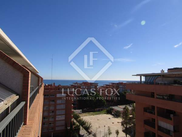 Penthouse with 70 m² terrace for sale in Patacona / Alboraya