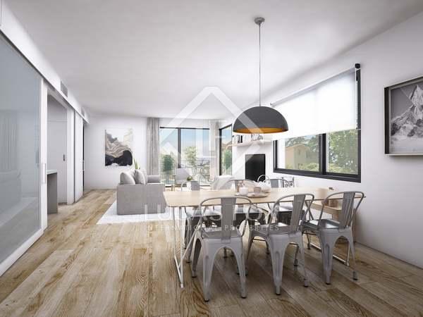 Appartement van 117m² te koop met 93m² Tuin in Sant Cugat