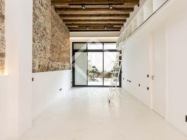 Appartement van 83m² te koop met 52m² terras in Gracia