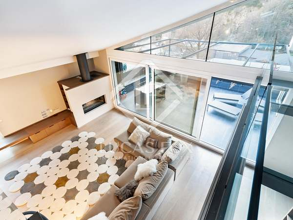 500 m² penthouse with a terrace for sale in Andorra la Vella