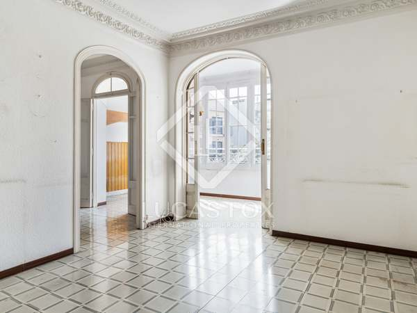 104m² Apartment for sale in Gràcia, Barcelona