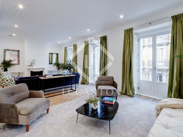 237m² Apartment for sale in Justicia, Madrid