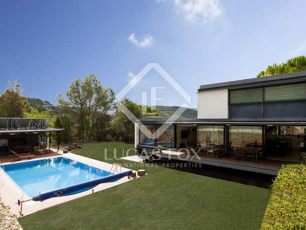480 m² property for sale in Olivella, Sitges