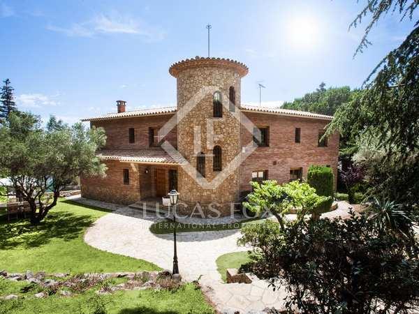 Дом на продажу, Sant Andreu de Llavaneres, побережье Маресме