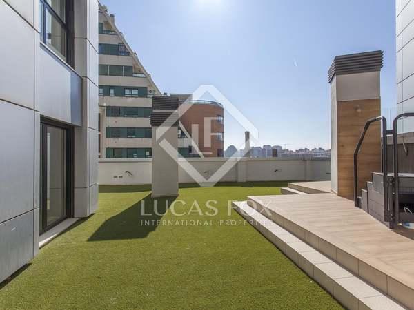 161m² Apartment with 115m² terrace for sale in Ciudad de las Ciencias