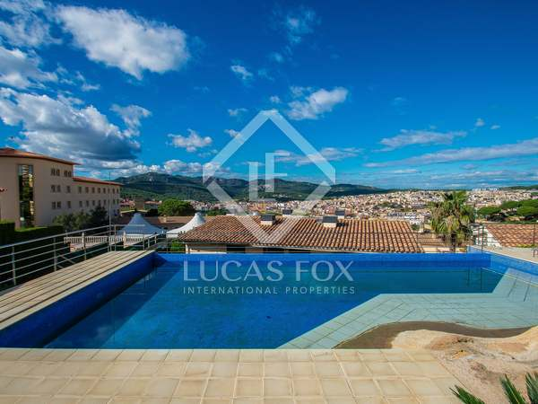 163m² House / Villa with 36m² garden for sale in Sant Feliu de Guíxols - Punta Brava