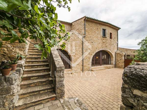 Renovated country house to buy in the Emporda, near Figueres