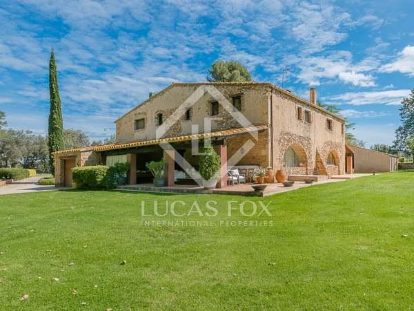 在 Baix Emporda, 赫罗纳 1,421m² 出售 豪宅/别墅