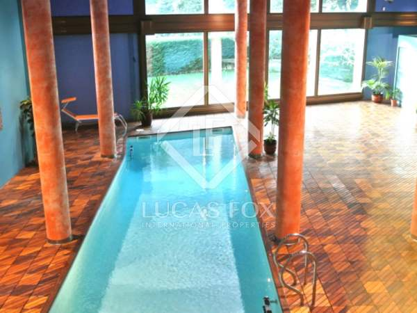 Spectacular luxury villa for sale in Andorra