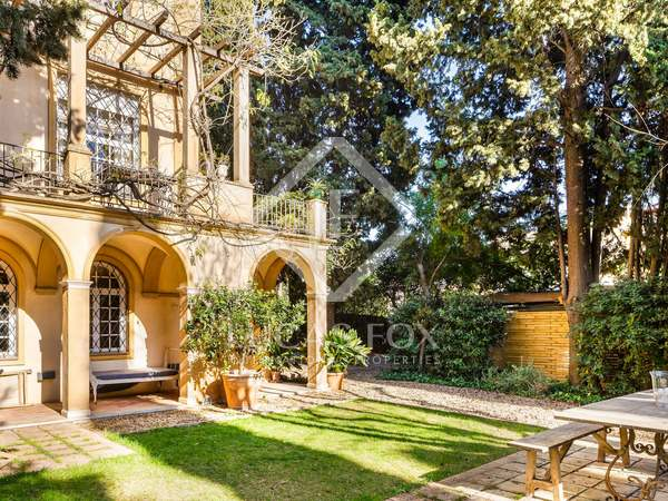 293m² House / Villa with 423m² garden for sale in Sant Gervasi - La Bonanova