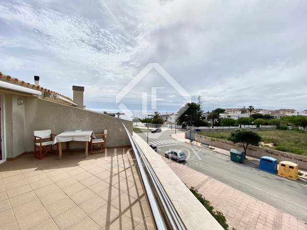 80m² Penthouse with 55m² terrace for sale in Ciudadela