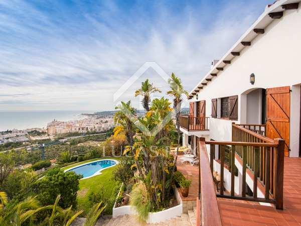 Maison / Villa de 301m² a vendre à Levantina, Barcelona