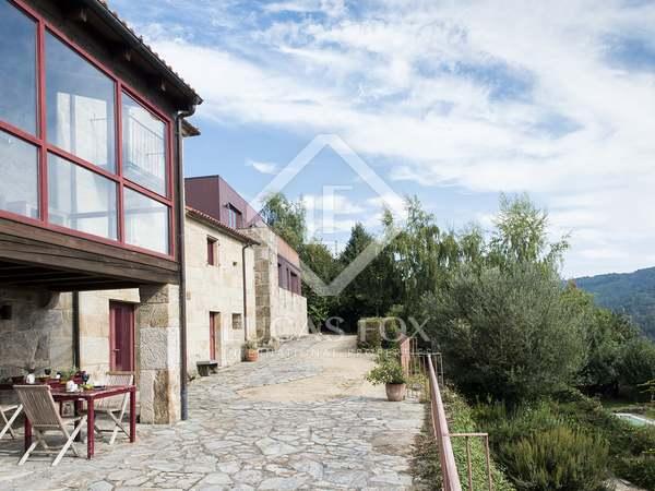 在 Pontevedra, Galicia 950m² 出售 豪宅/别墅