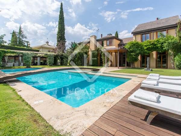Casa / Villa de 982m² en venta en Aravaca, Madrid