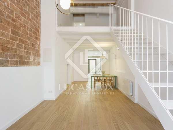 Apartamento de 162m² con terraza de 15m² en venta en Poblenou