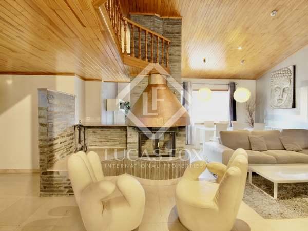 4-bedroom penthouse for sale in Encamp, Andorra