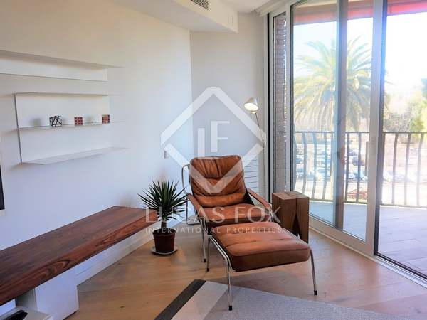 185 m² apartment with a terrace for rent in El Pla del Real