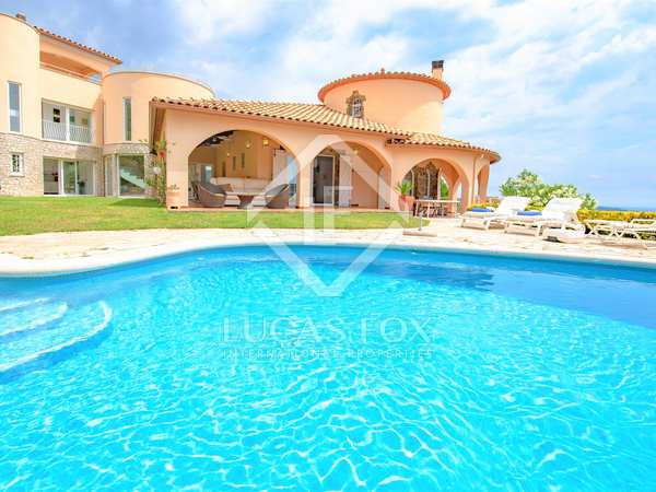 546m² House / Villa for sale in Platja d'Aro, Costa Brava