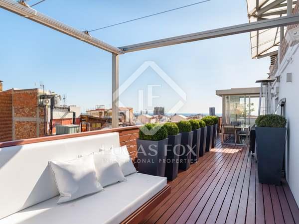 Ático de 177 m² con 77 m² de terraza en venta en Sant Gervasi - Galvany