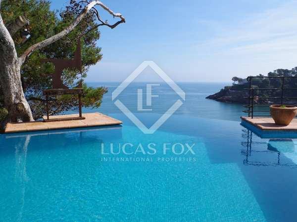 Villa en venta en Sa Riera, en la Costa Brava