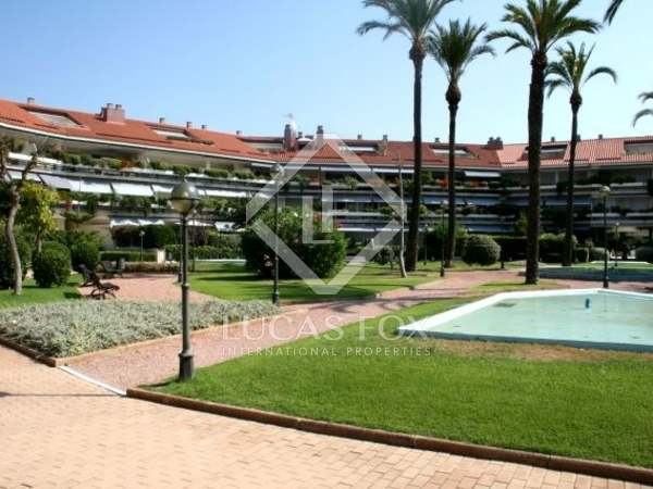 Apartment to buy located in the exclusive Terramar, Sitges.