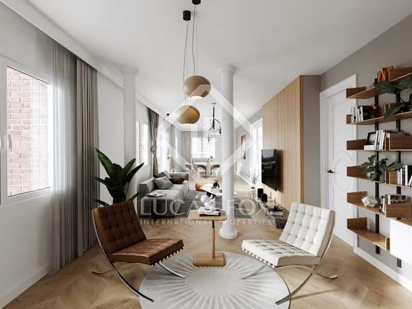 202m² Dachwohnung mit 76m² terrasse zum Verkauf in El Putxet