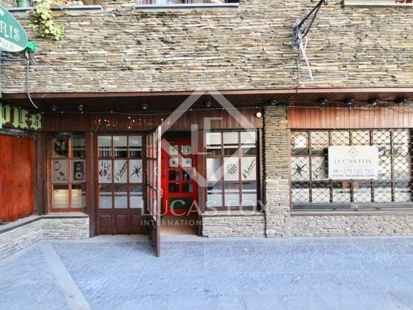 160m² Office for rent in Escaldes, Andorra