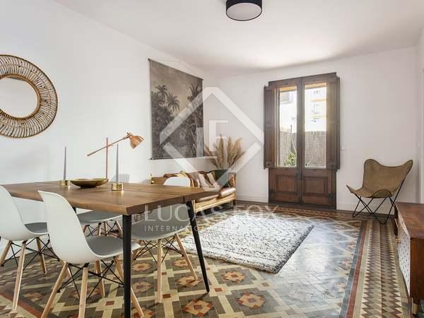 Appartement van 92m² te huur met 40m² terras in Eixample Rechts
