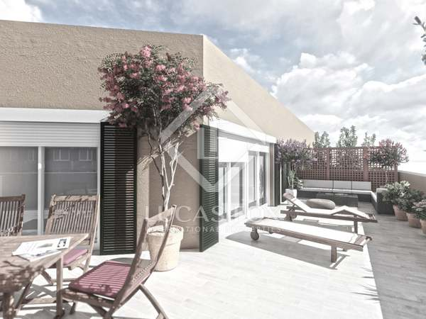 105 m² apartment with 58 m² terrace for sale in Menorca