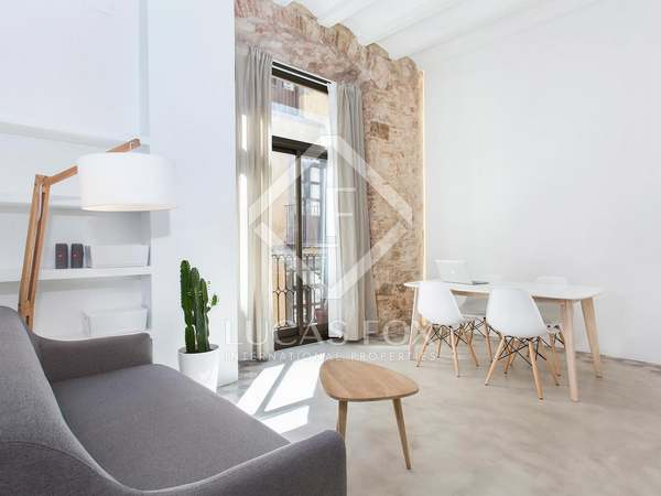 40m² apartment for rent in El Born, Barcelona