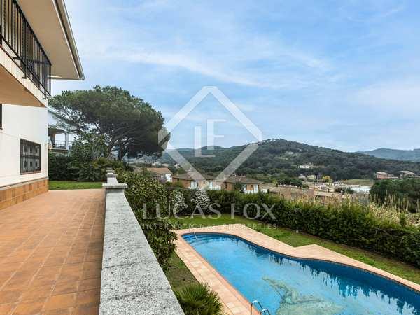 Huis / Villa van 454m² te koop in Vallromanes, Barcelona