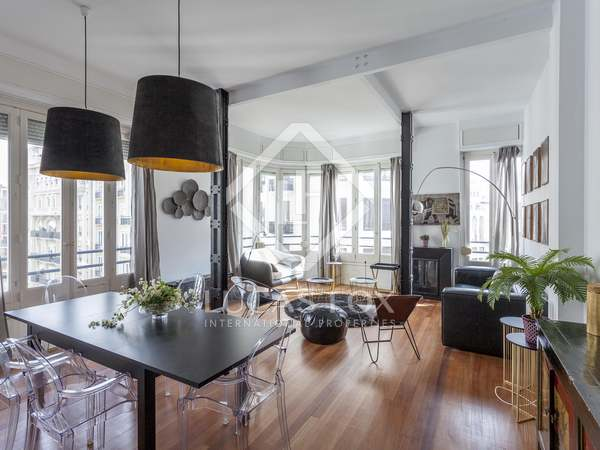 125m² Apartment for rent in El Mercat, Valencia