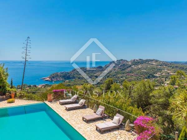 Maison / Villa de 351m² a vendre à Aiguablava, Costa Brava