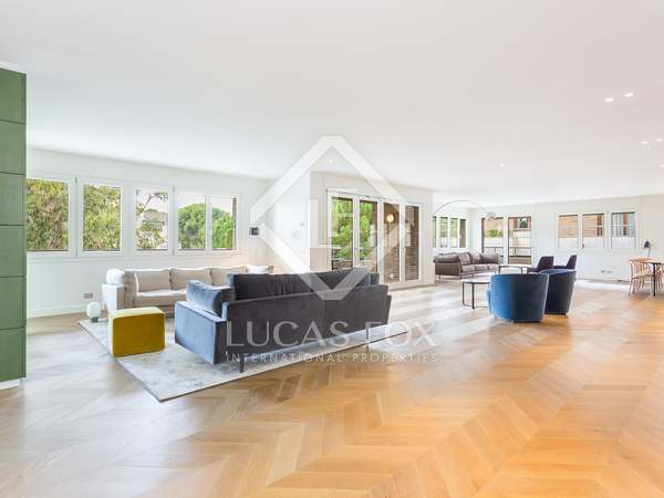 464 m² penthouse for sale in Pedralbes, Barcelona