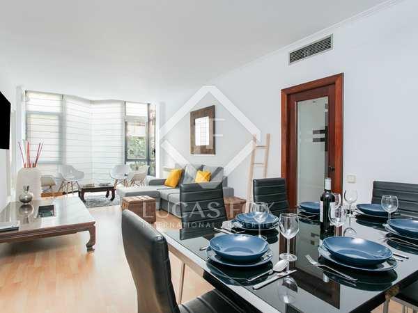 105m² Lägenhet med 15m² terrass till uthyrning i Eixample Höger