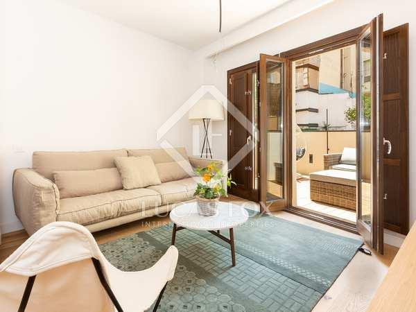 Piso de 82m² con 10m² de terraza en venta en El Born
