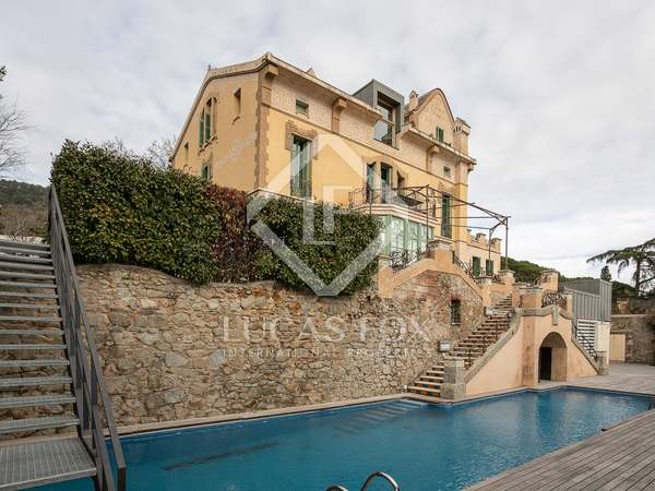 218m² Penthouse for sale in Pedralbes, Barcelona